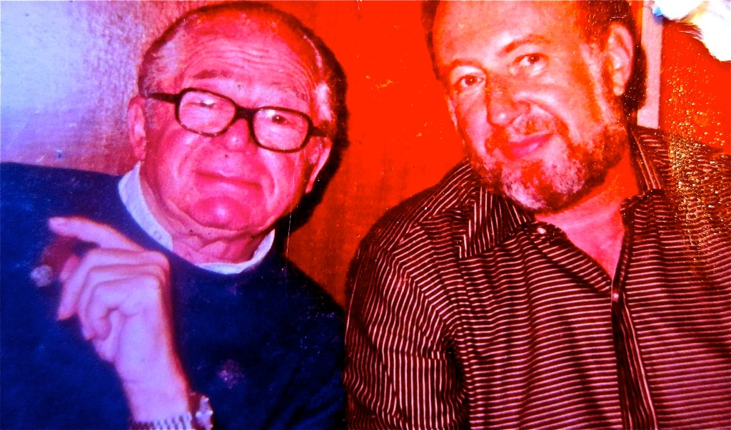 Billy Wilder and Jay