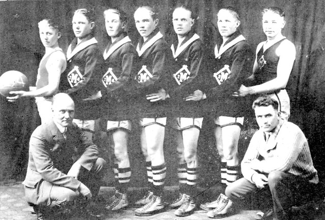 Basketball Team 1924