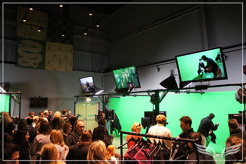 The Establishing Shot: The Making of Harry Potter Tour - Quidditch & Flying Anglia Photo Opportunity by Craig Grobler