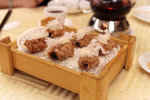 Fried Eel with Fermented Tofu and Mayonnaise
