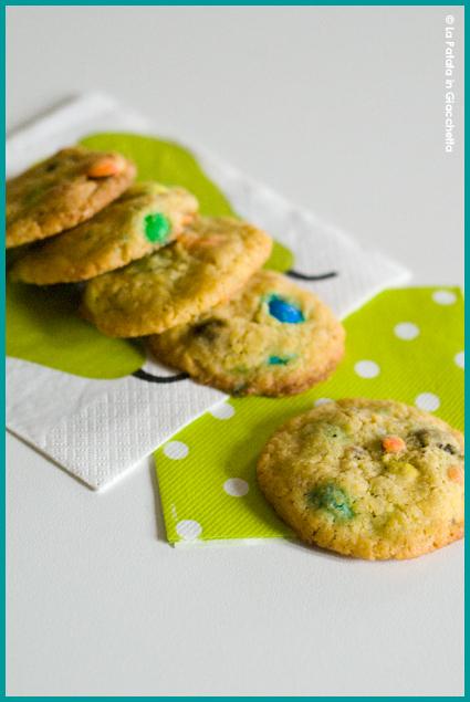 Cookies-agli-M&Ms