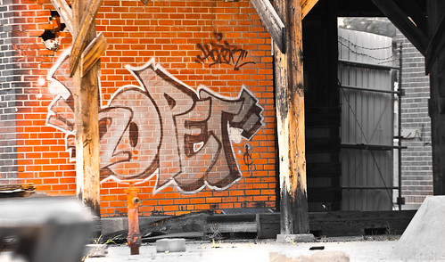 Urban Decay, city scape, denver photographer