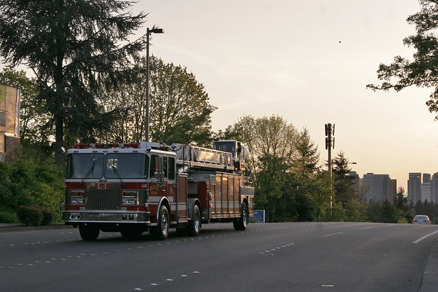 Ladder 1 - Bellevue Fire Department