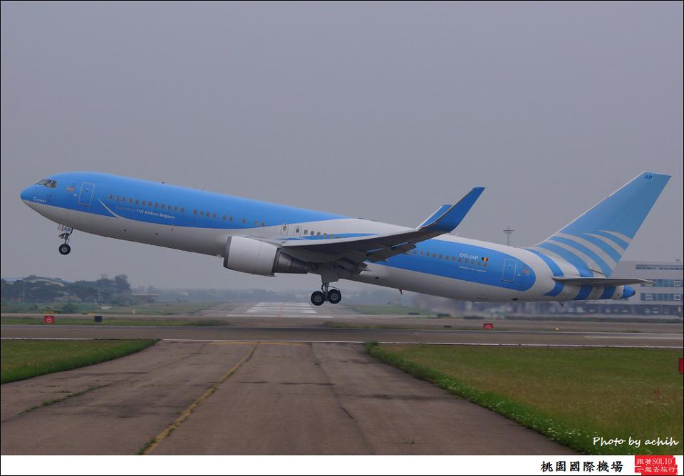 TUI Airlines Belgium OO-JAP-010