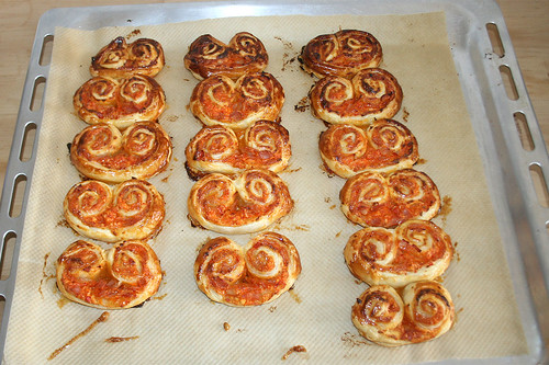 25 - Fertig gebacken / Finished baking