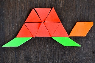 Turtle Pattern Blocks