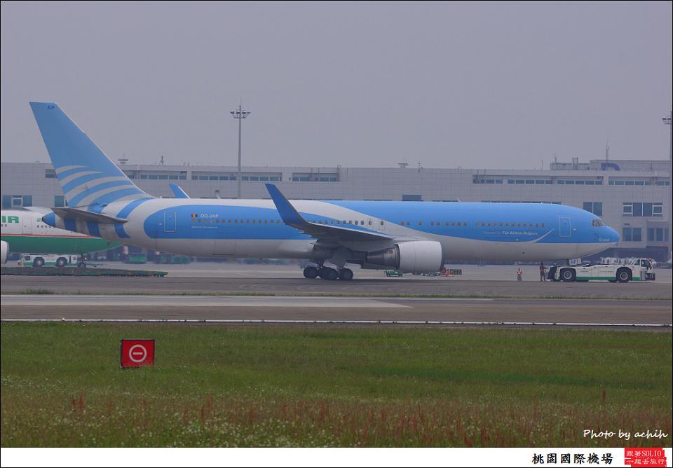 TUI Airlines Belgium OO-JAP-007