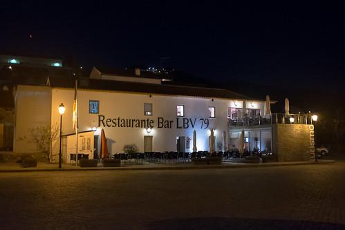 LBV 79, Pinhão