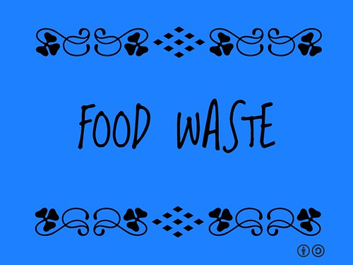 Buzzword Bingo: Food Waste = Discarded food
