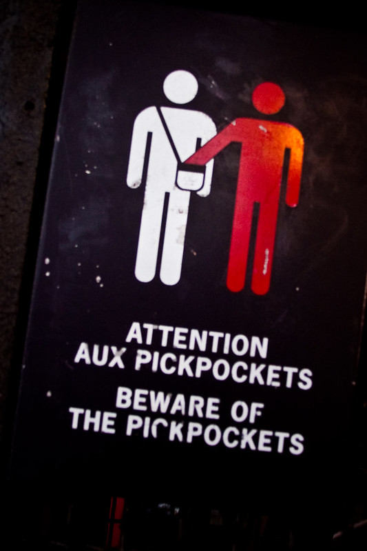 Pickpockets Pickpockets by Jake Bellucci, on Flickr Some rights reserved