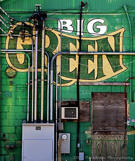 THE SEARCH IS OVER...I FINALLY FOUND THE BIG GREEN