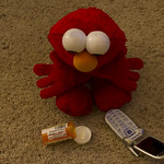 Elmo doesn't know what to do . . .