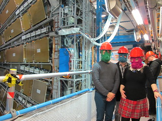 Visiting ATLAS at CERN