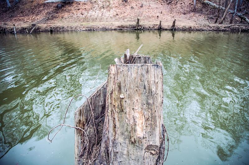 Charlestown State Park/Fourteenmile Creek - March 18, 2014
