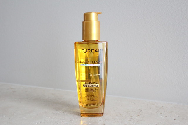 L'Oreal Paris OleoTherapy Perfecting Oil-Essence review
