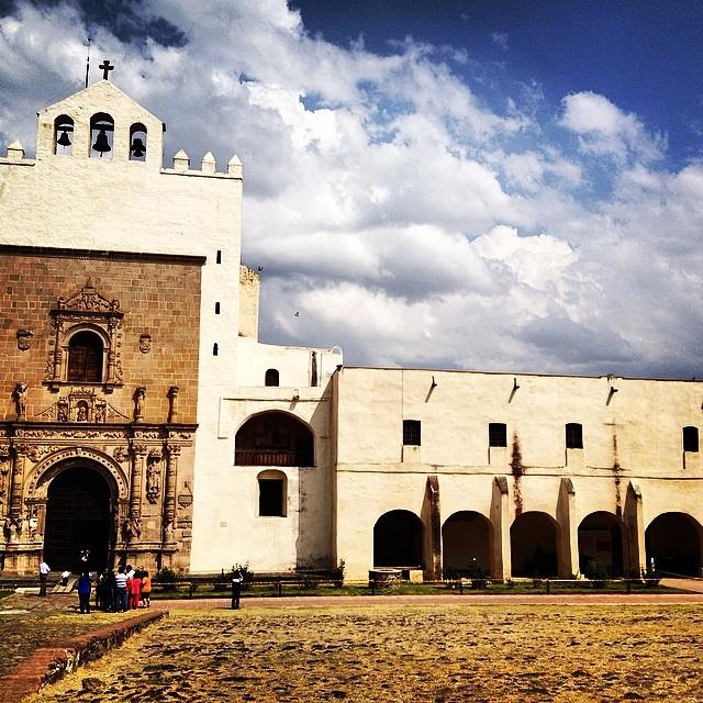 Ex convento de Acolman