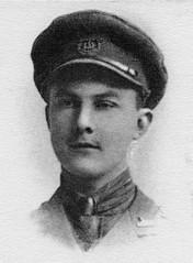 Second Lieutenant Noel Carelton Blakeway
