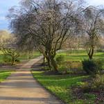 Miller Park Pathway, Preston