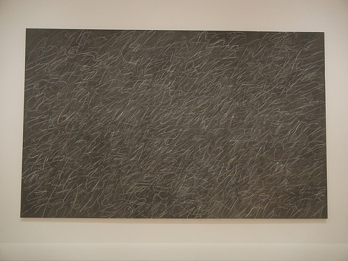 DSCN2116 - UNtitled, Cy Twombly, SFMOMA Re-opening Preview 7May2016