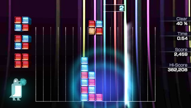 "Lumines ES: ""The Future of the Future"""