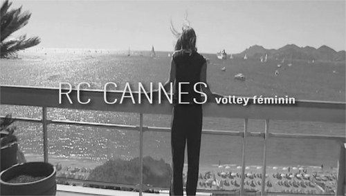 rc cannes volley