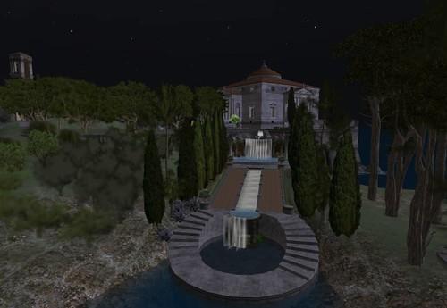 Principato di Melioria, Villa Vesuviana #3 by Cherokeeh Asteria