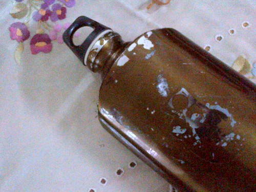 20120226-Steel water bottle