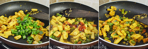 How to make  baby corn stir fry - Step3