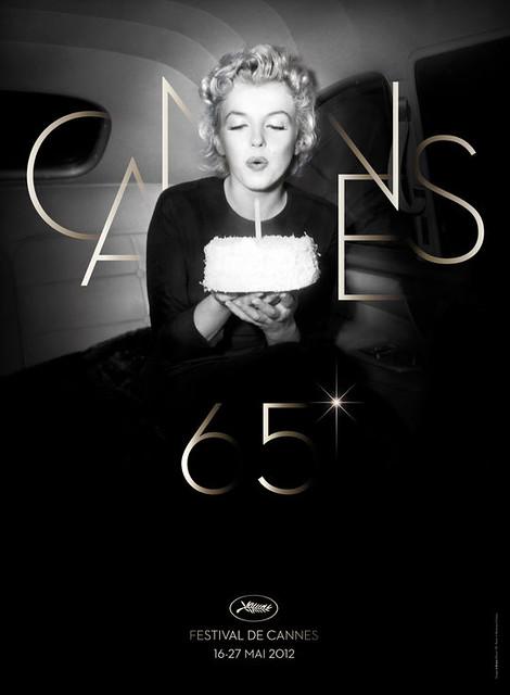 Marilyn+Monroe+Festival+Cannes