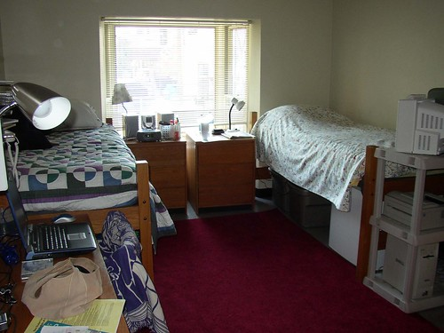 Drexel Dorm Room, Myers
