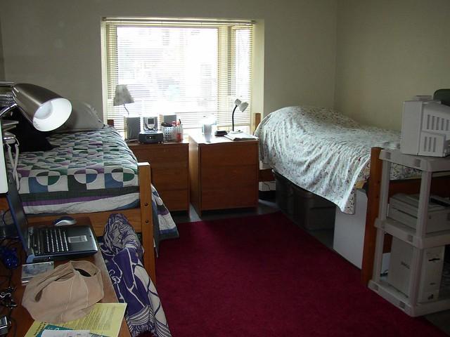 Drexel Dorm Room, Myers