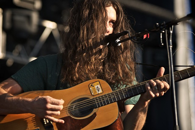 Kurt Vile @ Williamsburg Waterfront 8/12/11