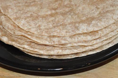tortilla bowls/stack