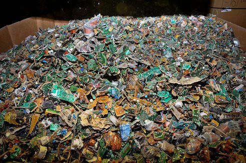 FCM была основана как небольшой объект по переработке металлов в 1991 году