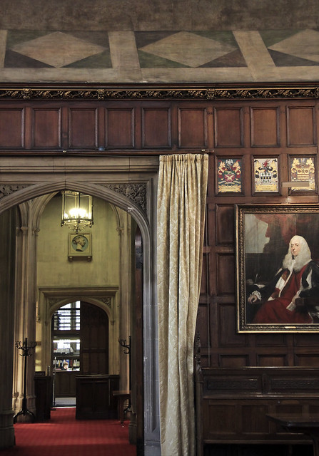 Lincoln's Inn - Great Hall (New Hall)