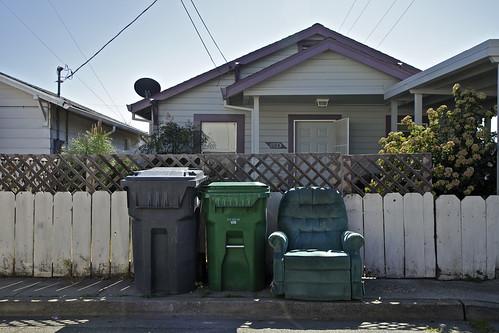 Landfill No Evil, Compost No Evil, Evil