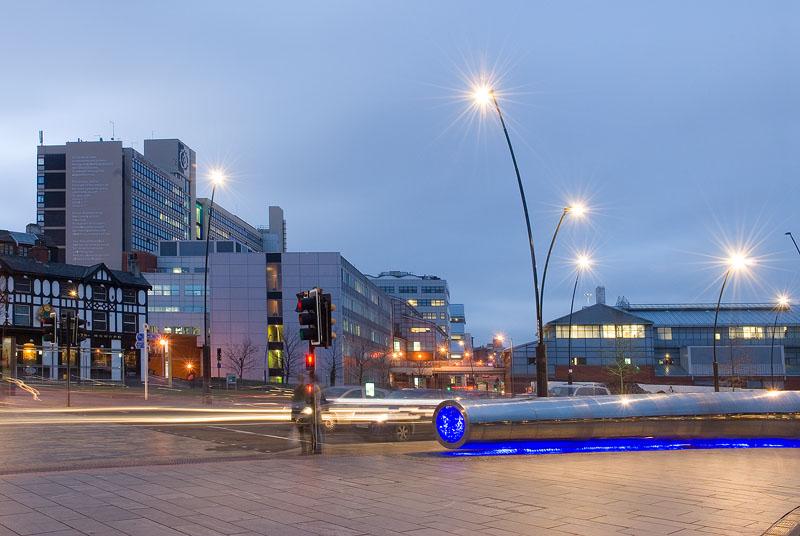 Sheaf Square - Sheffield City Centre