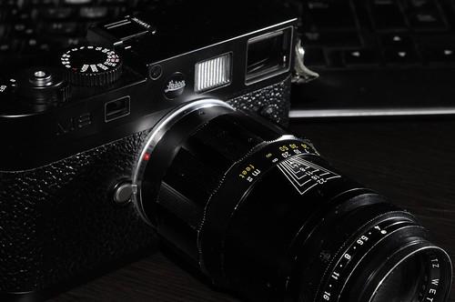 Leica M9 + Tele-Elmar 135mm F4