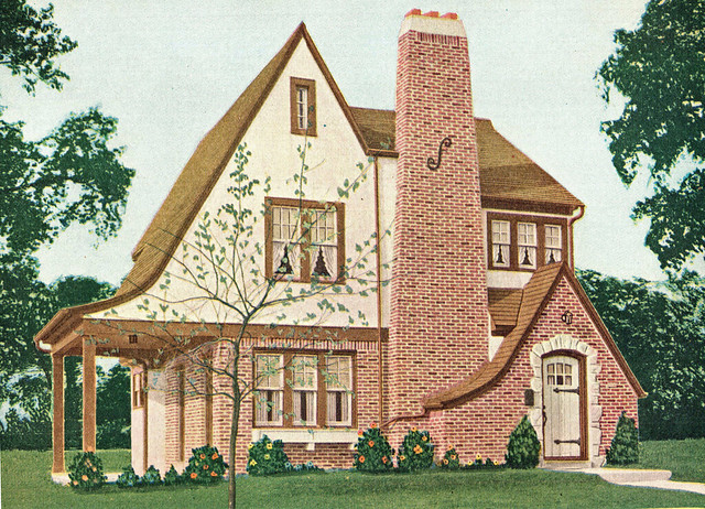 English style arts and crafts bungalow explore for Progressive farmer house plans