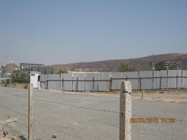 Site of  Amit's Gaia near Pride Platinum Pancard Club Baner Pune - 3