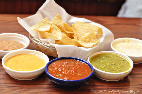Chips and Salsa at La Casita ~ Roseville, MN