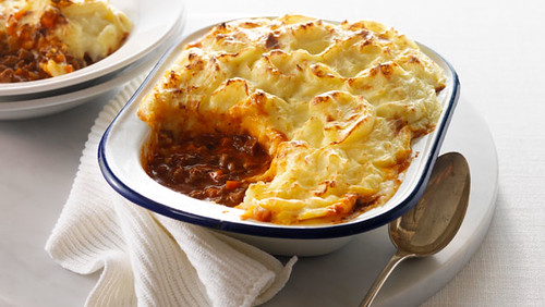 Shepherd's pie (photo by blueskitchen.it)