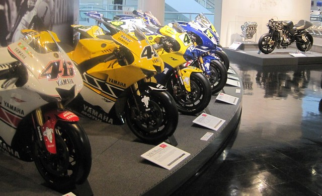 YAMAHA YZR-M1 Evolution
