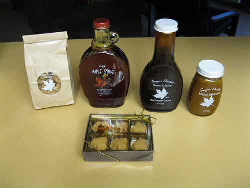 Bissell Maple Farm products