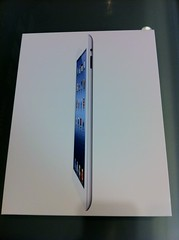 新しい iPad