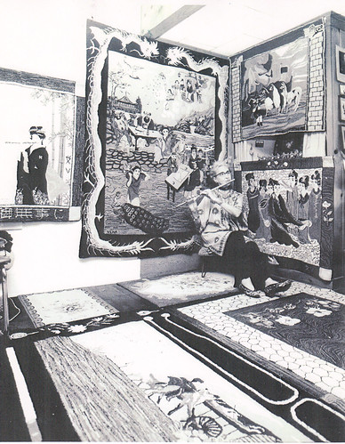 Vena Tipton w Hooked Tapestries 3