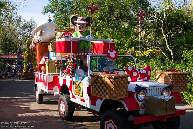 WDW Feb 2012 - Mickey's Jammin' Jungle Parade