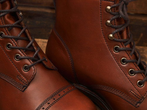 "RRL / ""Limited Edition"" Bowery Boot"