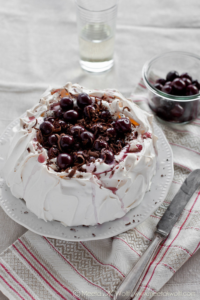 Black Forest Pavlova (0036) by Meeta K. Wolff