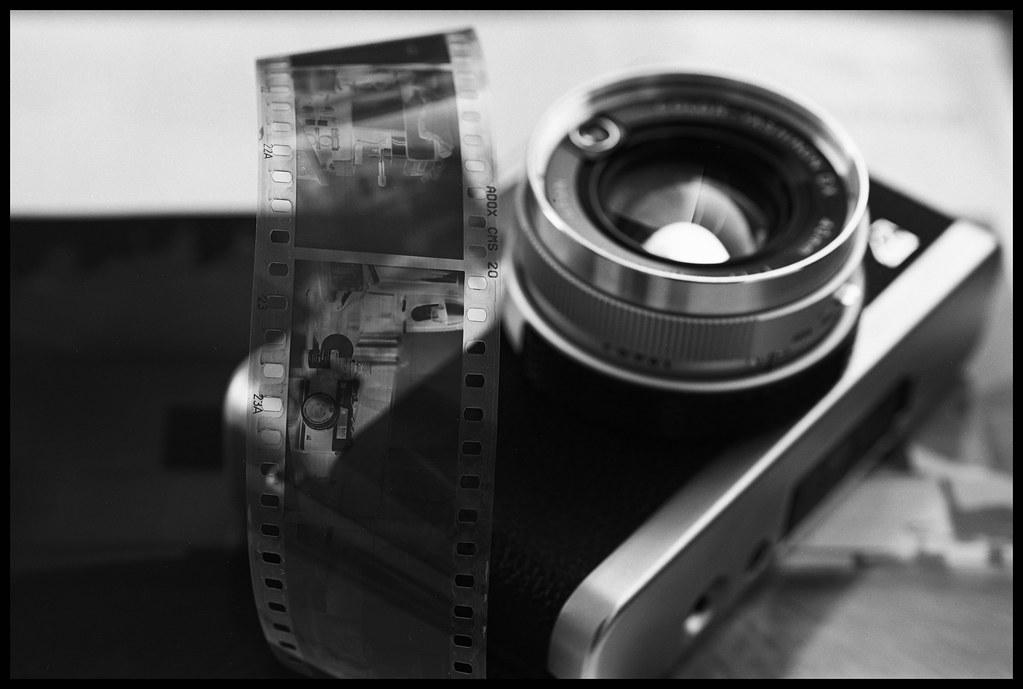 ADOX CMS 20 - Feiner Sensor für Filmfreunde
